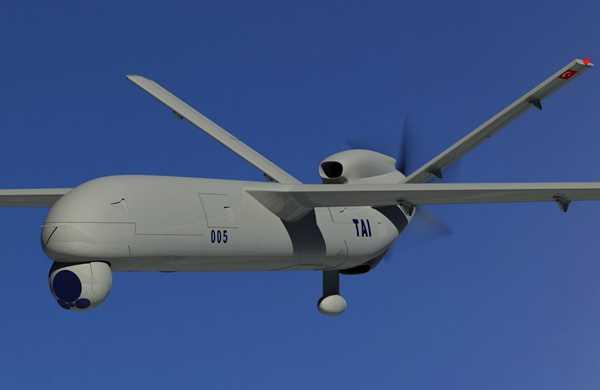 Yerli yapım insansız hava aracına milli yapım lazer güdümlü füze! (Bozok Projesi) 5