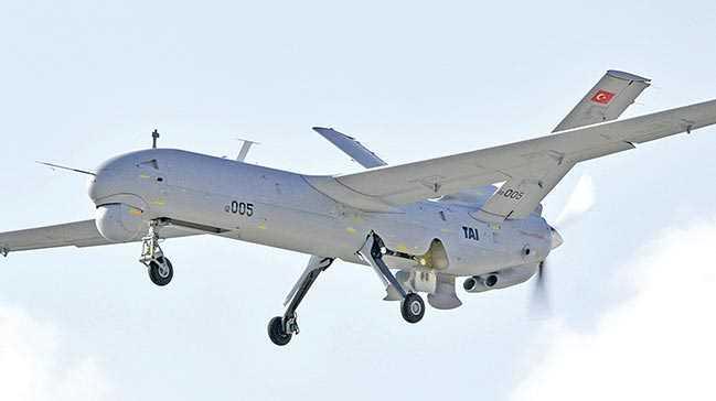 Yerli yapım insansız hava aracına milli yapım lazer güdümlü füze! (Bozok Projesi) 3