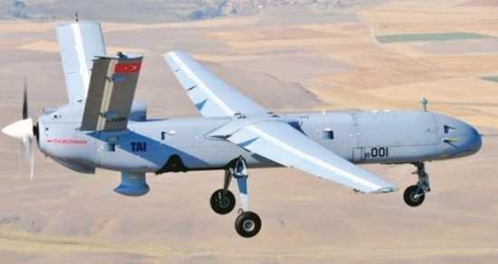 Yerli yapım insansız hava aracına milli yapım lazer güdümlü füze! (Bozok Projesi) 2