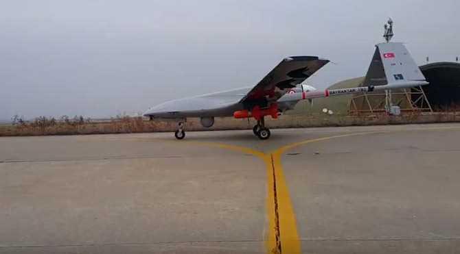 Yerli yapım insansız hava aracına milli yapım lazer güdümlü füze! (Bozok Projesi) 13