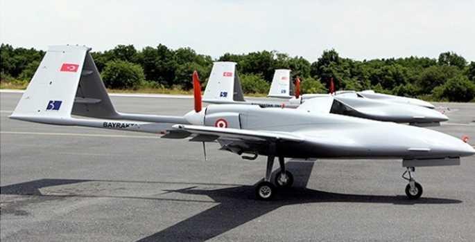 Yerli yapım insansız hava aracına milli yapım lazer güdümlü füze! (Bozok Projesi) 10