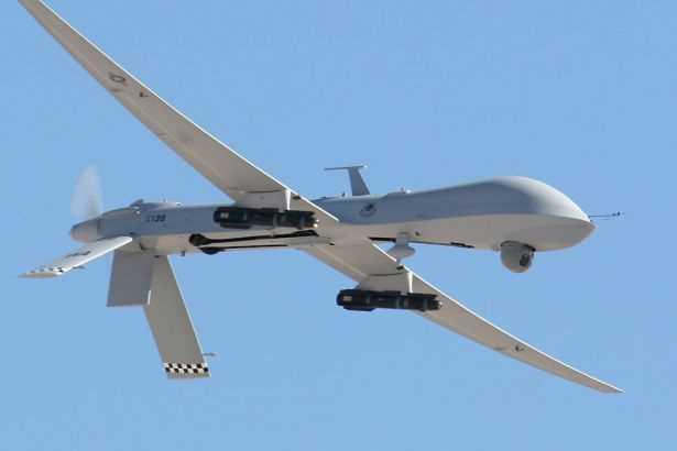 Yerli yapım insansız hava aracına milli yapım lazer güdümlü füze! (Bozok Projesi) 1