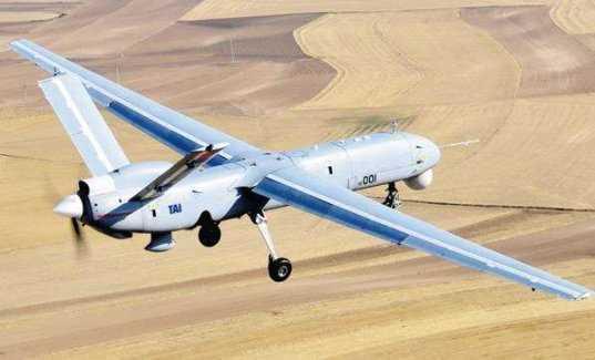 Yerli yapım insansız hava aracına milli yapım lazer güdümlü füze! (Bozok Projesi) 11