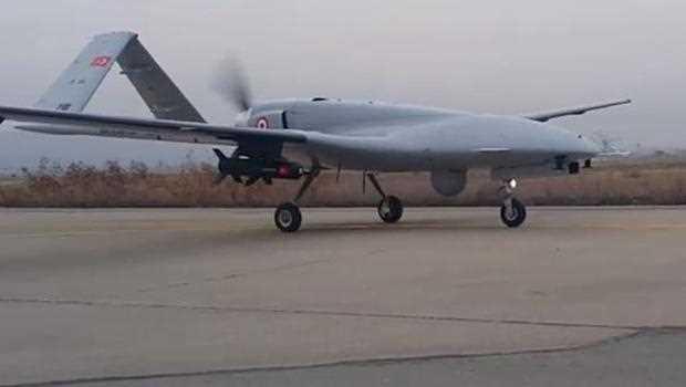 Yerli yapım insansız hava aracına milli yapım lazer güdümlü füze! (Bozok Projesi) 8