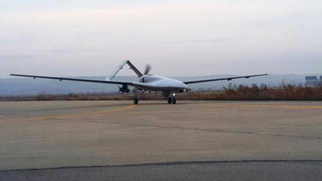 Yerli yapım insansız hava aracına milli yapım lazer güdümlü füze! (Bozok Projesi) 7