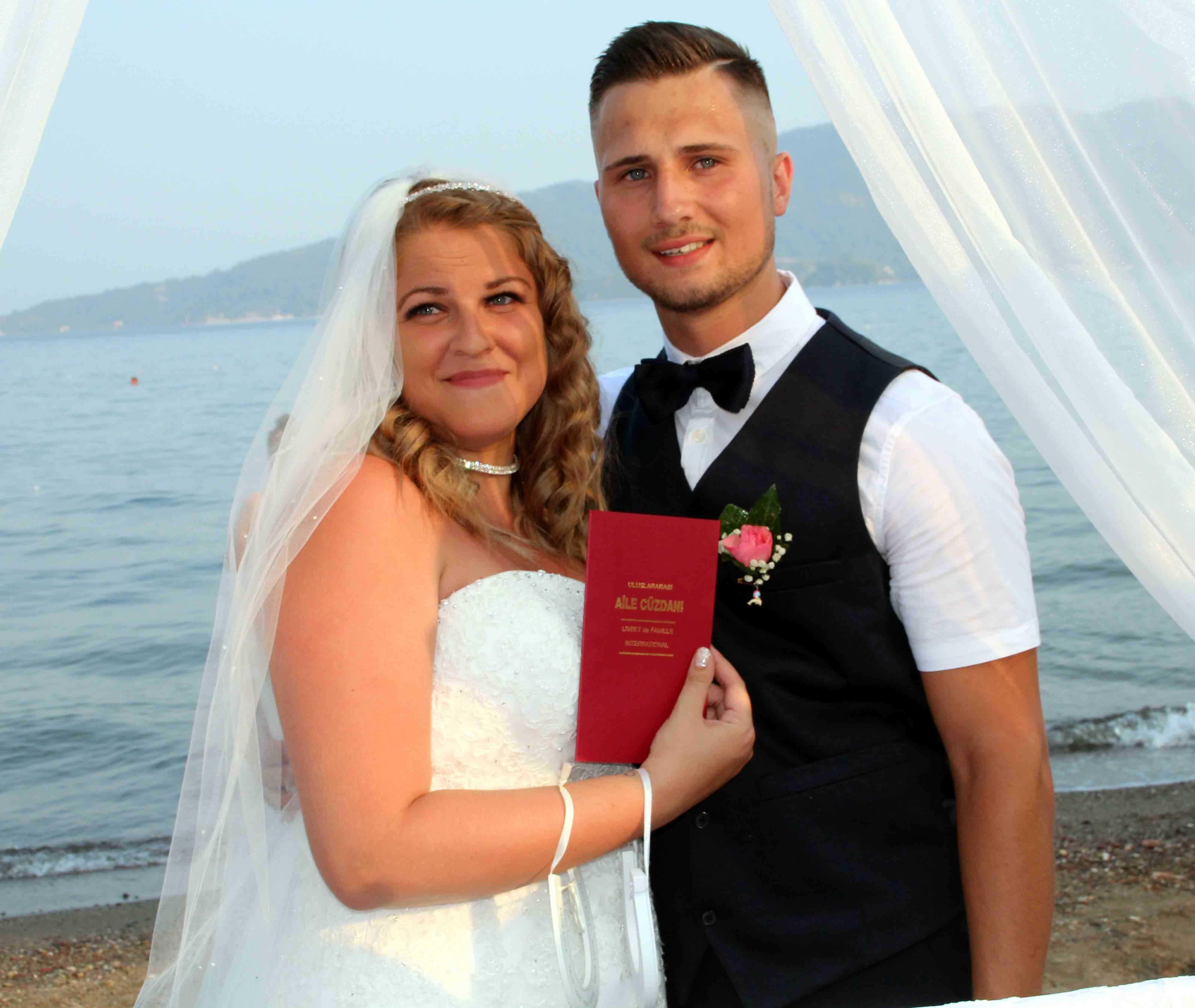 İngiliz+%C3%A7ift+Marmaris%E2%80%99te+evlendi