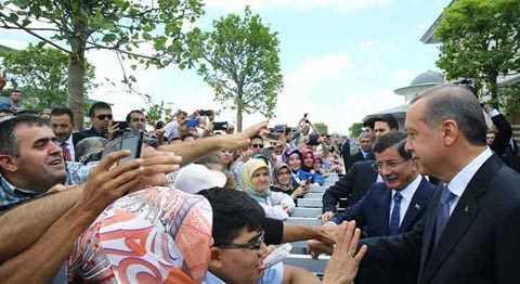 Erdoğan%E2%80%99a+g%C3%BCven+Cumhurbaşkanlığı+sistemine+destek+
