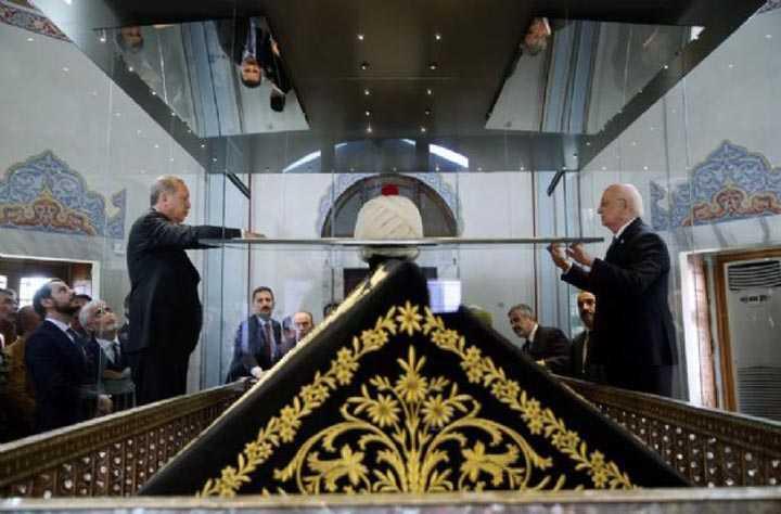 Cumhurbaşkanı+Erdoğan+%C4%B0avuz+Sultan+Selim+T%C3%BCrbesini+zi%C4%B1aret+etti
