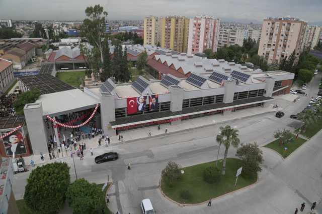 Türkiye ve Ortadoğu nun en büyük müze kompleksi açıldı ...