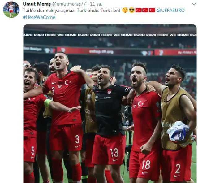 İzlanda maçı sonrası bu paylaşımlar rekor kırdı: Türk duvarı devam edecek!