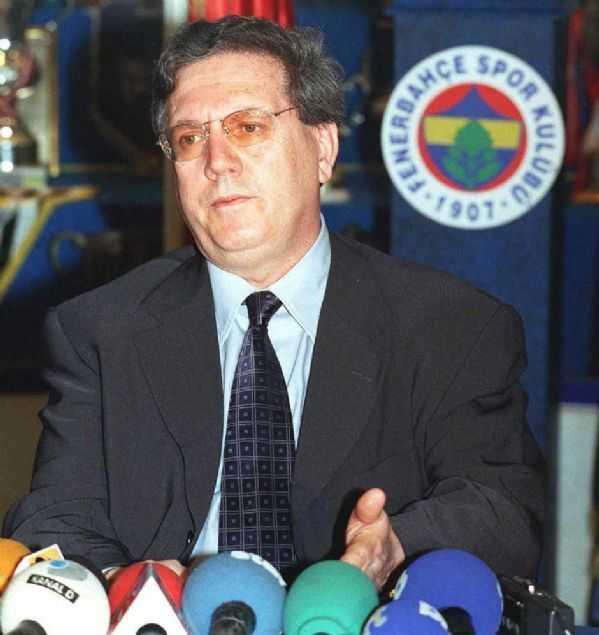Aziz Yıldırım döneminde Fenerbahçe