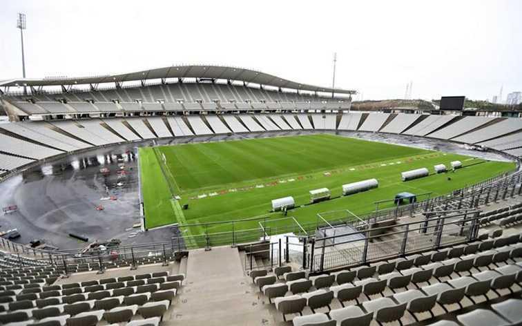 Atatürk Olimpiyat Stadı'nın son hali ilk kez yayınlandı