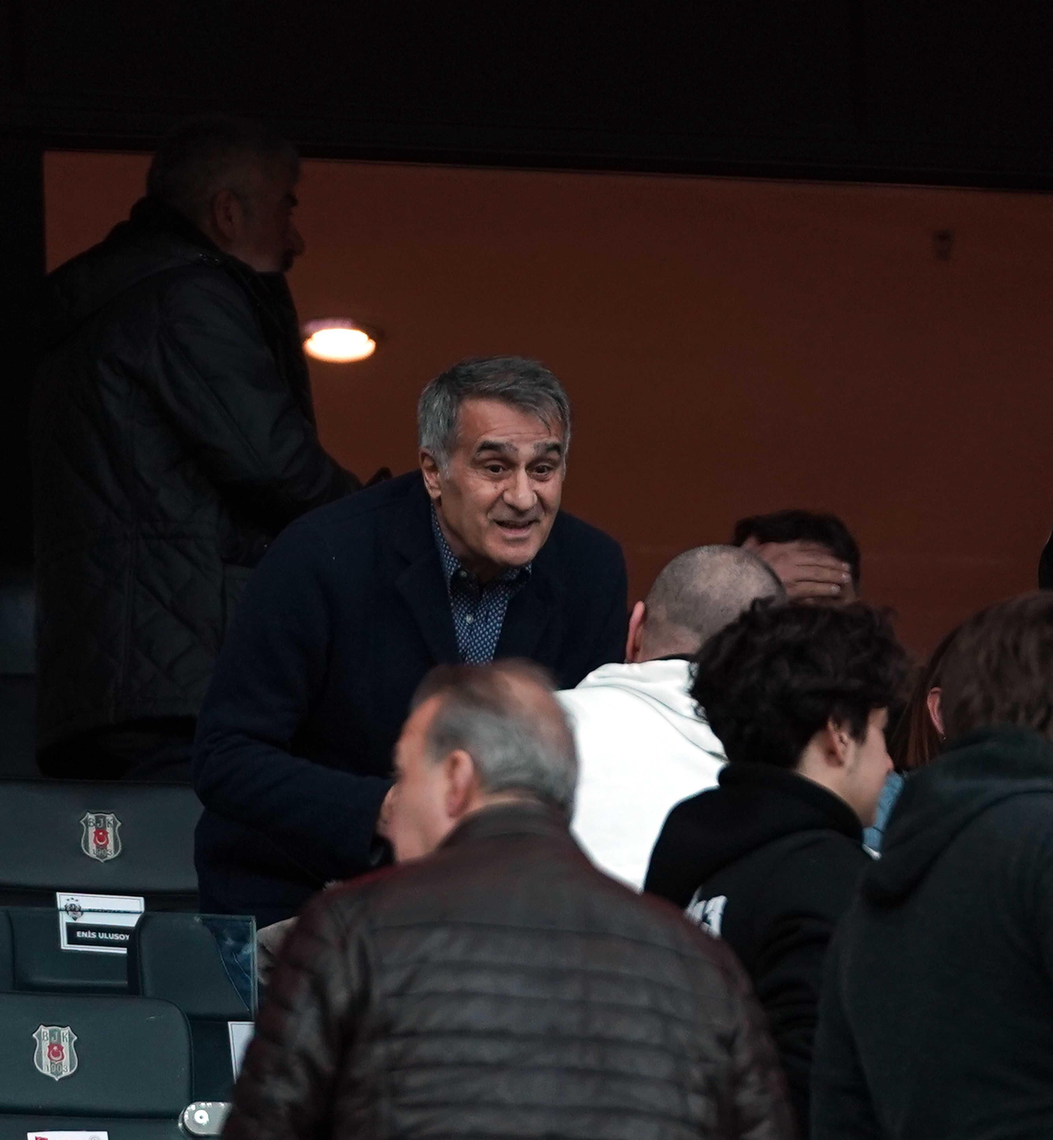 Nefesleri kesen Beşiktaş-Trabzonspor maçından arşivlik fotoğraflar