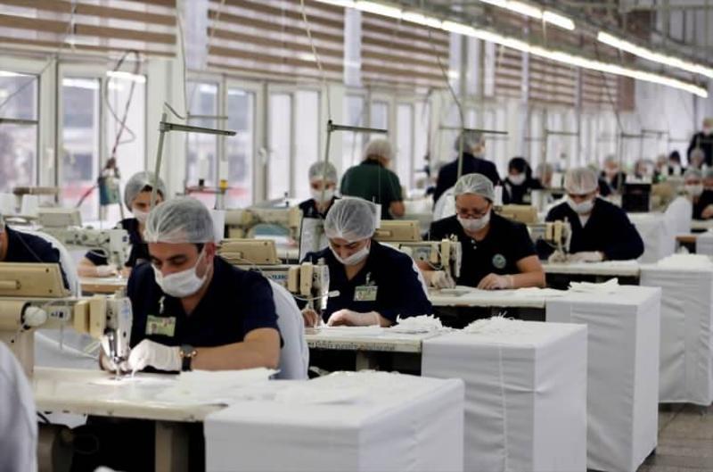 Bakanlığa+bağlı+fabrikalarda+maske+%C3%BCretimi+arttı