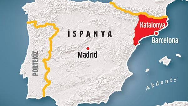 Katalonya Referandumu ve İspanya
