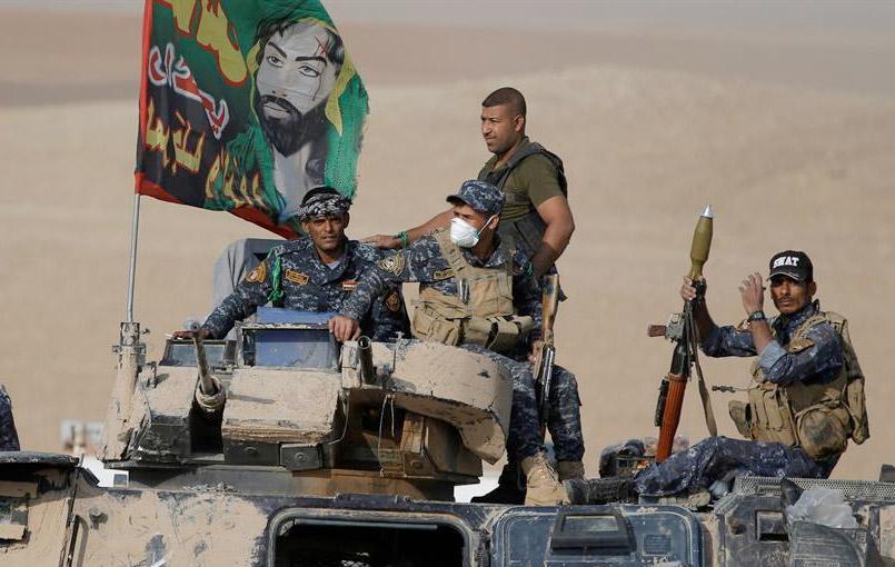 Fransa, Irak'ın Haşdi Şabi'yi lağvetmesini istedi