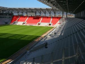 Göztepe stadının son hali