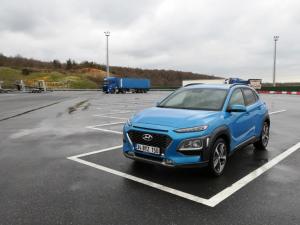 Hyundai Kona 1.6 dizel sürüş izlenimi: Çevik kombinasyon ve çizgisel görünüm