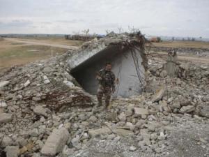 YPG/PKK'nın konteynır odaları ortaya çıktı!