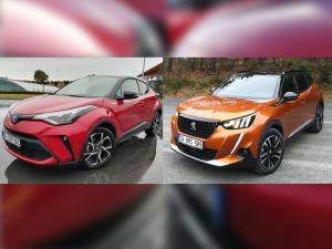 Yeni Peugeot 2008'den sonra yeni Toyota C-HR'ı kullandık, '200.000 TL'ye hangi SUV alınır?' sorusuna cevap aradık