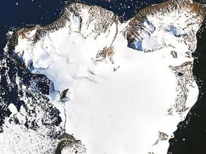 NASA kutup bölgesindeki değişimi uzaydan görüntüledi