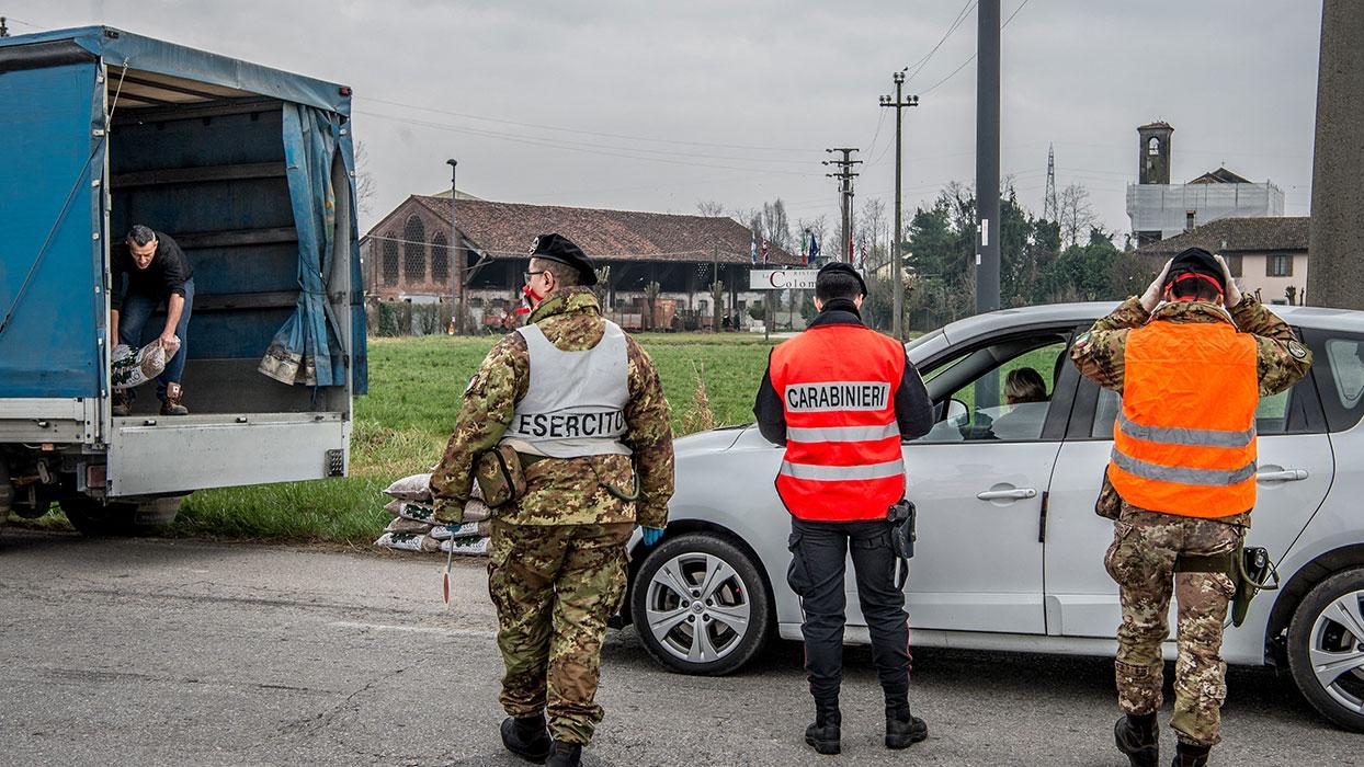 İtalya'da koronavirüs alarmı