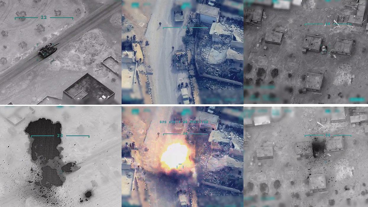 İdlib'deki operasyonlarda 1709 rejim unsuru etkisiz hale getirildi