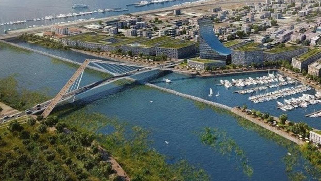 Kanal İstanbul'un haziranda ihaleye çıkması bekleniyor