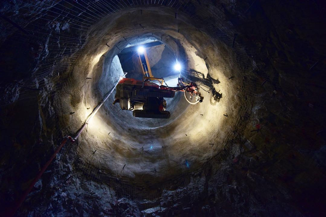 Yusufeli Barajı'nda çalışmalar sürüyor: 193 metreye ulaşıldı