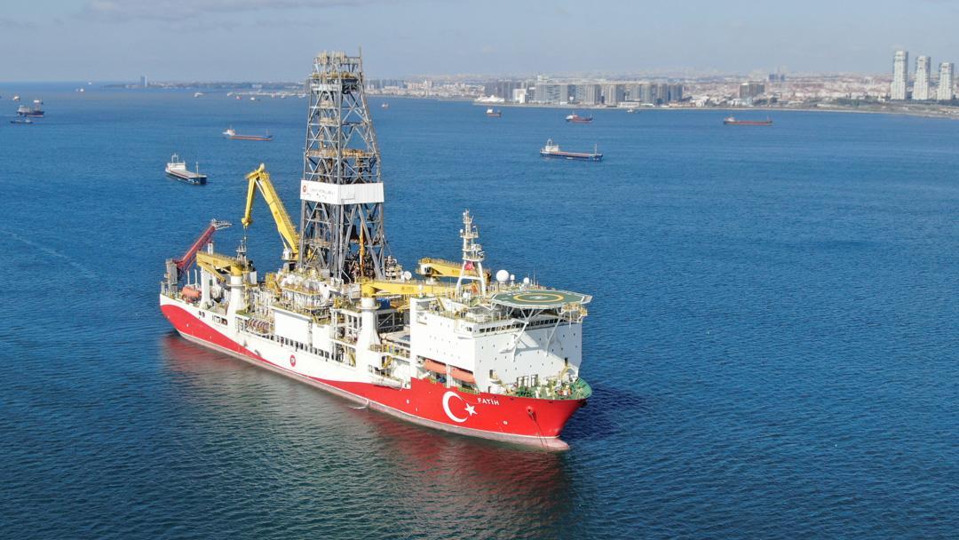 Fatih sondaj gemisinin yeni durağı Karadeniz olacak