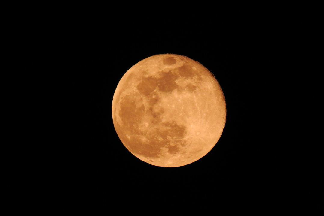 Türkiye'den Süper Ay manzaraları