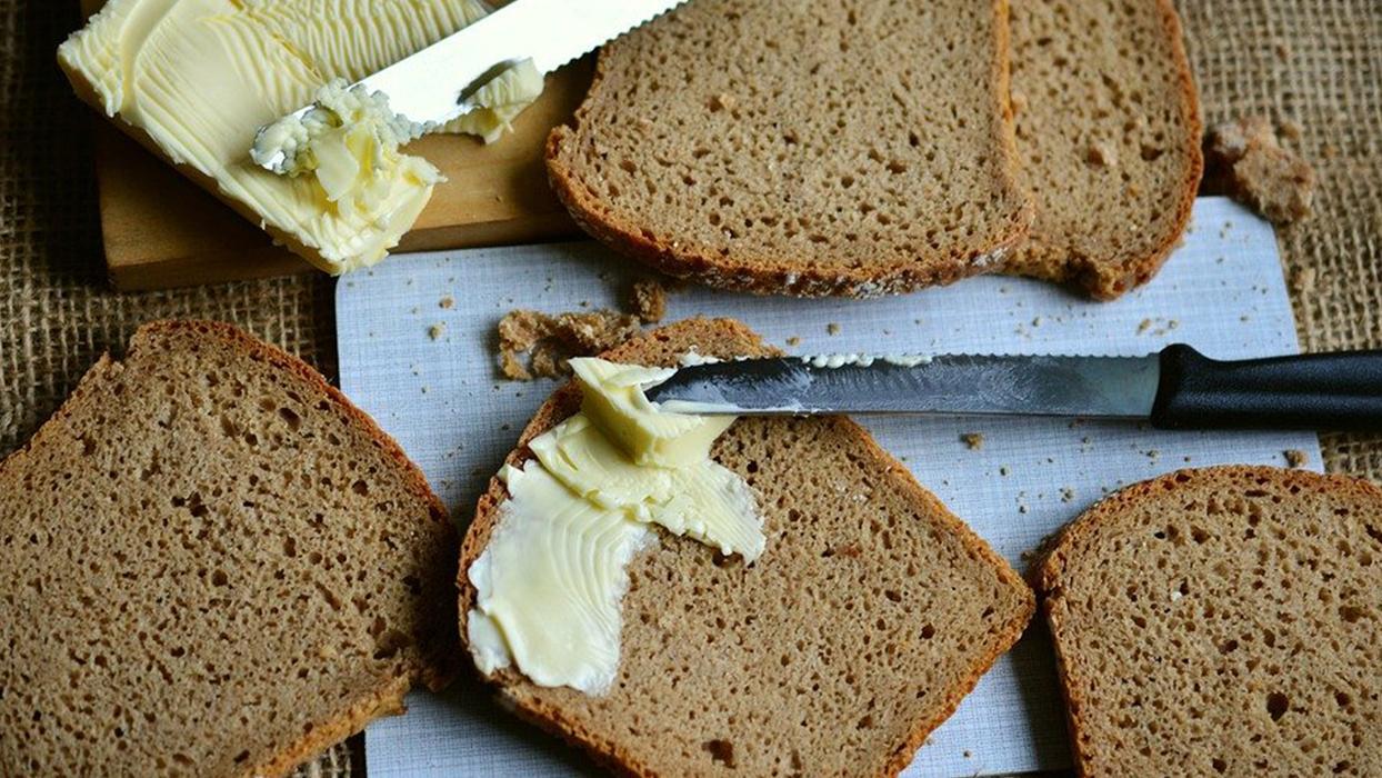 Detaylara dikkat! Tereyağını ekmeğe kolay sürüyorsanız...