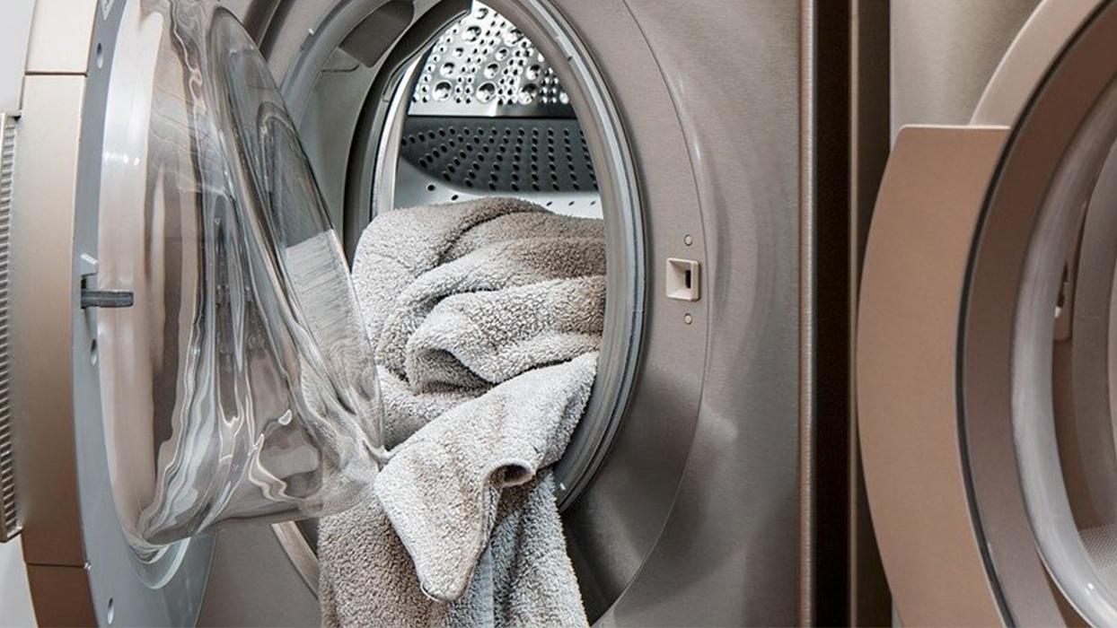 Çamaşır makinesine gargara koyarsanız sonuç mükemmel!
