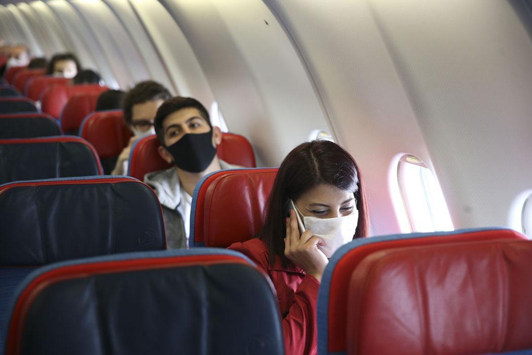 Normalleşme sürecinde ilk uçuş