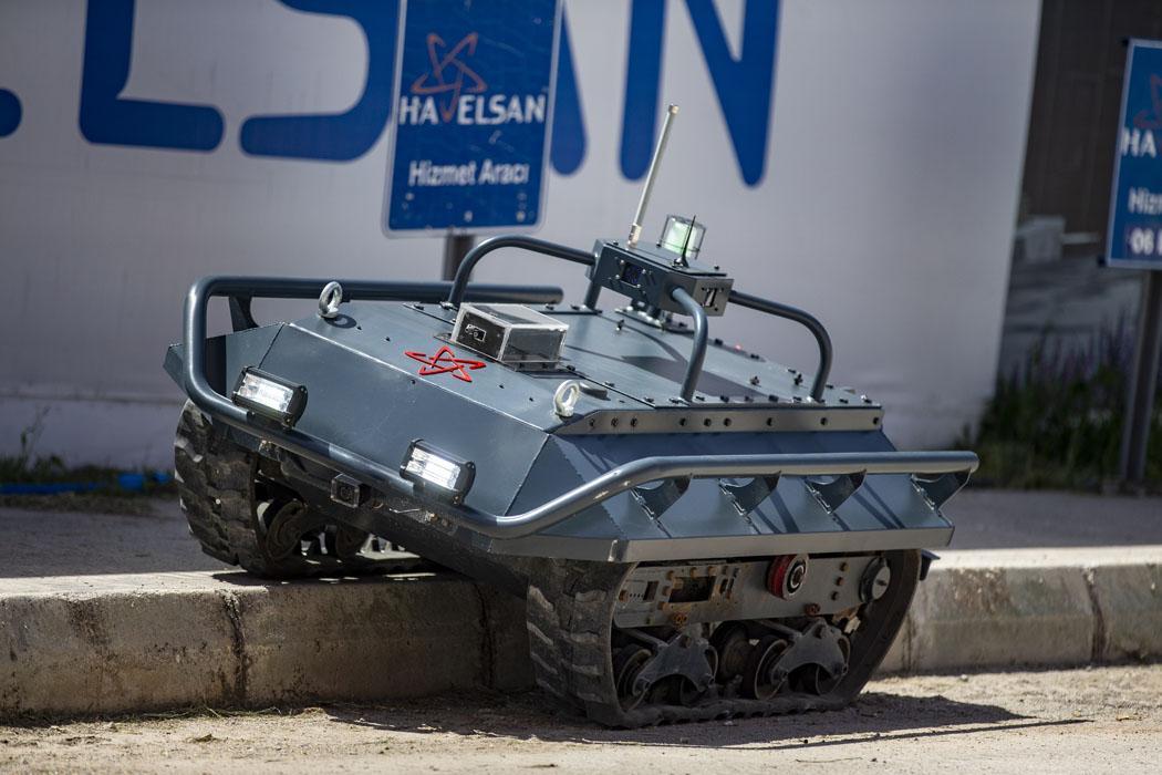 HAVELSAN robotları konuşturacak, ilk araç yolda