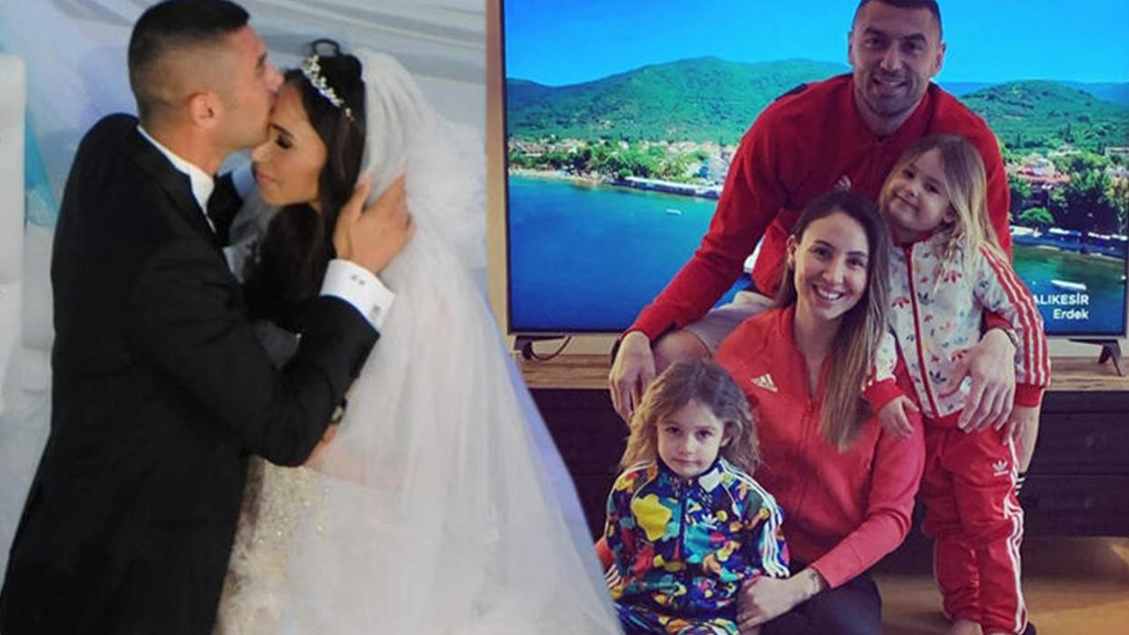 Burak Yılmaz ve İstem Atilla ikinci kez nikah masasına oturuyor!