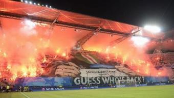 Dünyanın en ateşli stadyumlarını açıklandı! Türkiye'den hangi takım listede?