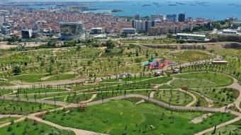 İstanbul'da iki yeni Millet Bahçesi hizmete açılıyor