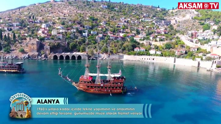 Tarih ve Turizm Cenneti: Alanya