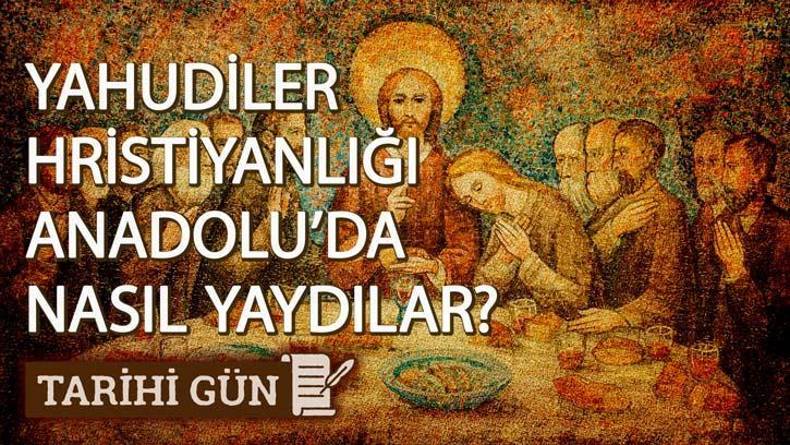 Hristiyanlığın Yayılışı, İznik Konsili ve Bizans - Konuk: Prof. Dr. Turhan Kaçar | # TarihiGün 6. Bölüm