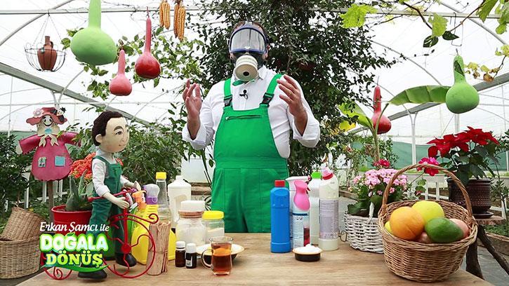 Kimyasal Temizlik Malzemelerinin Alternatifleri #DoğalaDönüş'te
