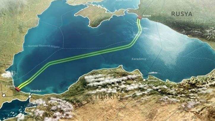 Dev Proje 8 Ocak'ta Açılıyor! Başkan Erdoğan ve Putin Katılacak