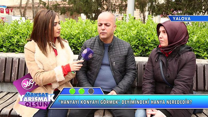 'Hanya'yı Konya'yı Görmek' Deyimindeki Hanya Neresidir?
