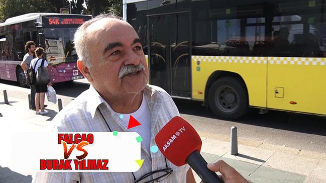 Falcao mu, Burak Yılmaz mı? #KırmızıMikrofon