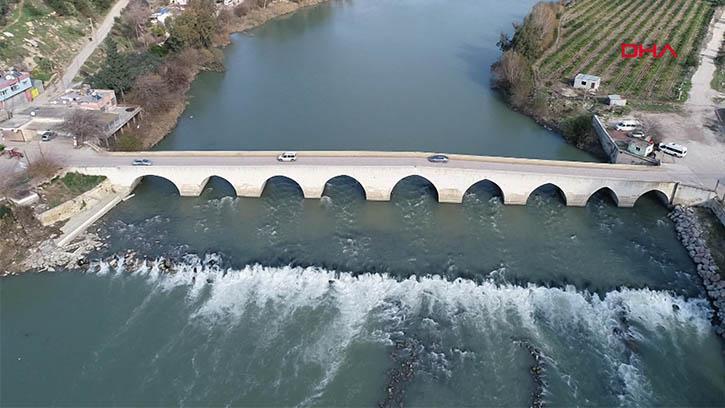 'Ölümsüzlük' Adıyla da Bilinen 'Misis Köprüsü' Tarihe Işık Tutuyor