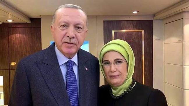Başkan Erdoğan'dan öğrencilere sürpriz! 'Kızım da bu sıralardan geçti'