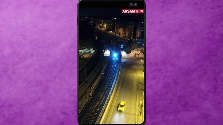 Marmaray'dan Tarihi Geçiş #AkşamStory