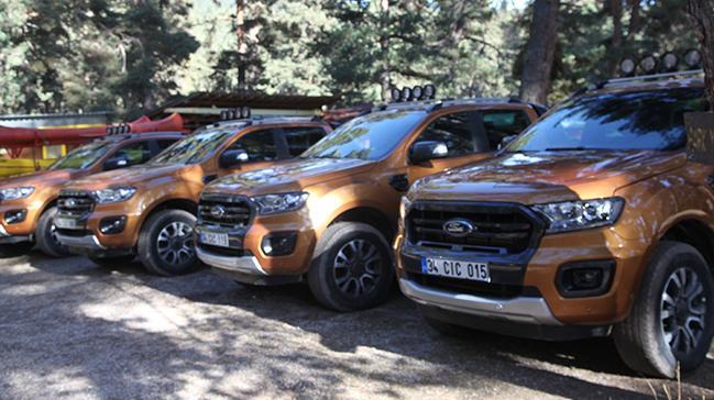 Yeni Ford Ranger, Liderlik Hedefiyle Geldi
