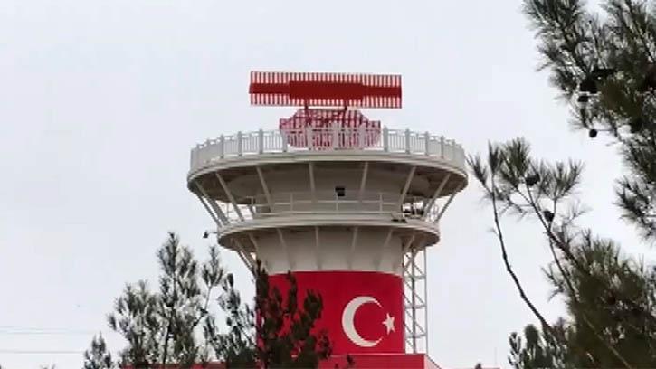Türkiye'nin İlk Sivil Havacılık Amaçlı Yaklaşım Radar Sistemi Milli Gözetim Radarı'nda Sona Gelindi