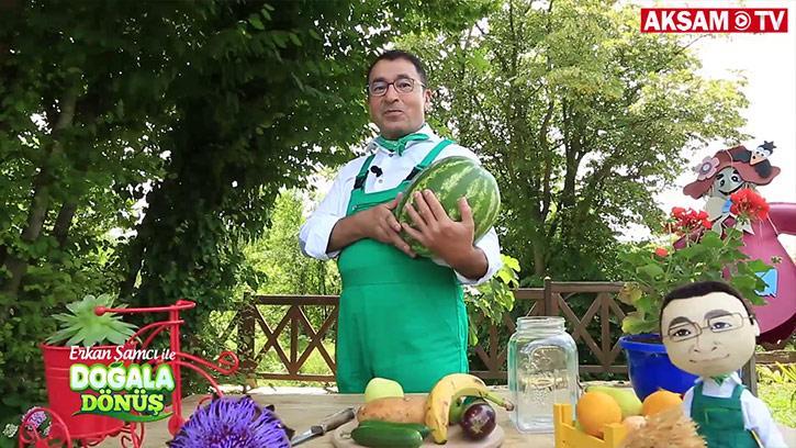 Meyve ve sebze kabuklarını  değerlendirebilirsiniz!